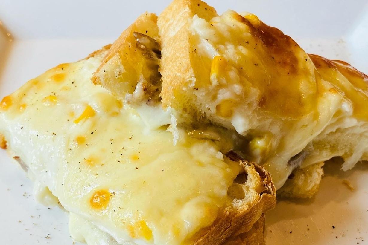 グリルチーズサンドセット